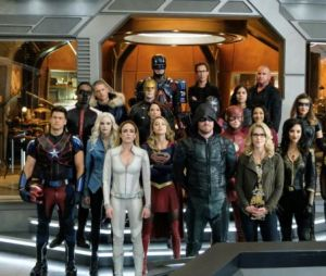 Arrow, Flash, Supergirl, Legends : bande-annonce explosive et épique pour le crossover