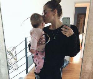 Alexia Mori (Secret Story 7) amincie : la jeune maman a perdu 26 kilos depuis son accouchement !