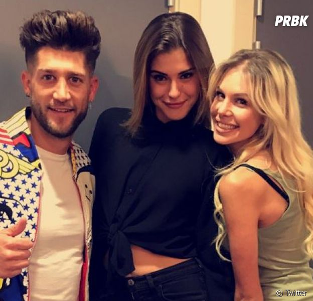 Barbara (Secret Story 11) amie avec Paga et Adixia (Les Marseillais VS Le reste du Monde) ? La photo qui sème le doute.
