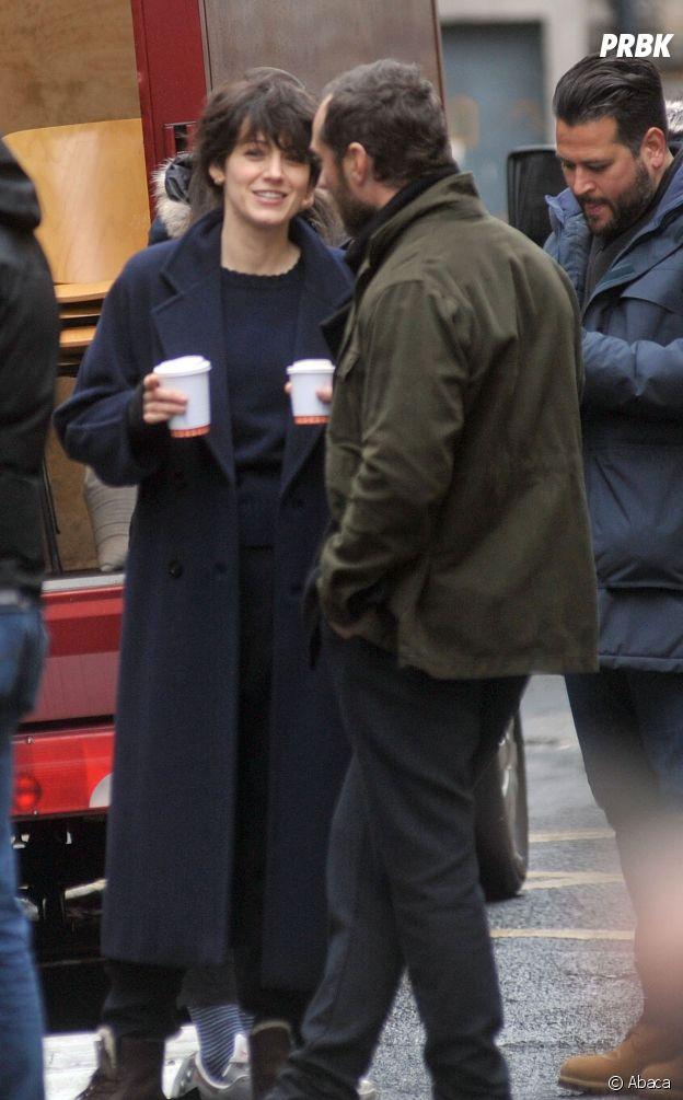 Blake Lively avec Jude Law sur le tournage de The Rhythm Section : elle s'est blessée à la main !