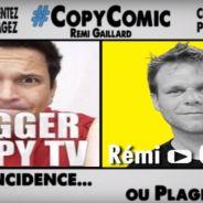 Rémi Gaillard accusé de plagiat, il répond