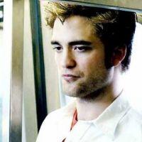 Robert Pattinson ... il préfère embrasser Kristen Stewart à l'écran