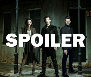 The Originals saison 5 :