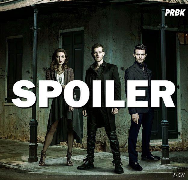 The Originals saison 5 :