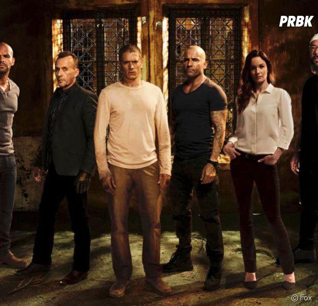 Une saison 6 en préparation — Prison Break
