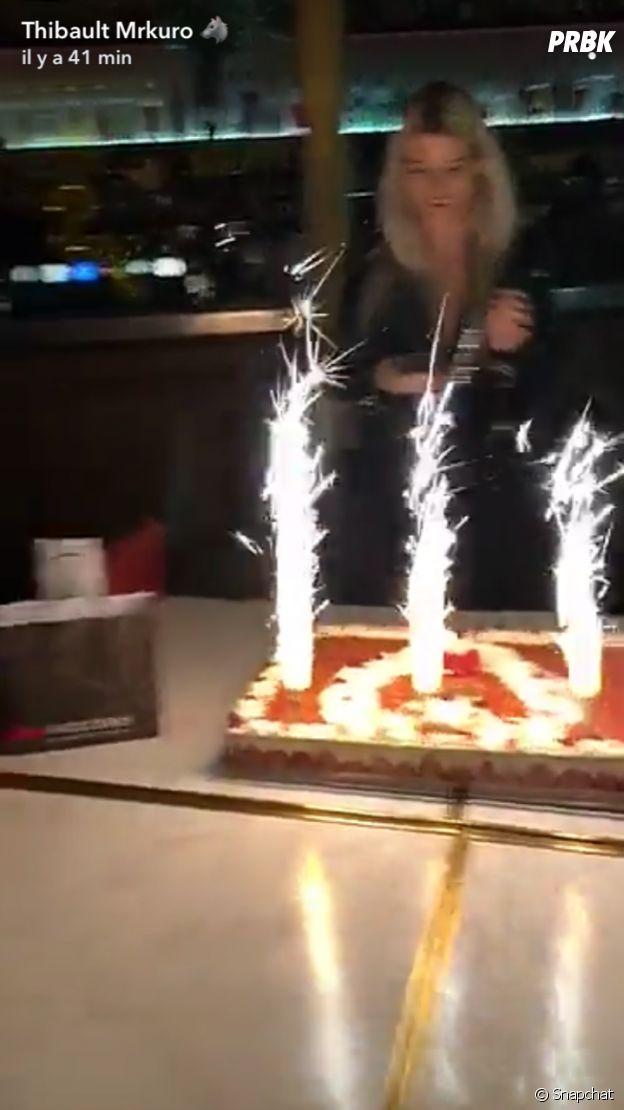 Jessica Thivenin fête ses 28 ans