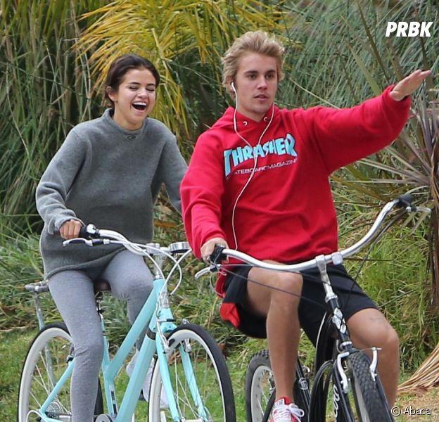 Selena Gomez et Justin Bieber en couple et toujours inséparables après le Nouvel An