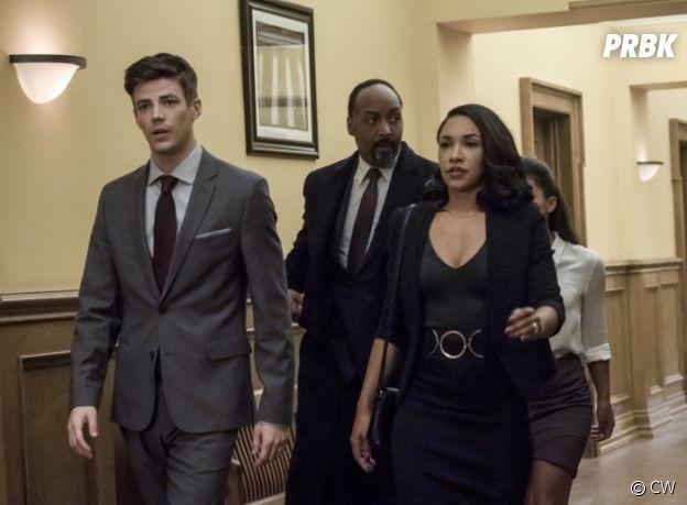 The Flash saison 4 : l'avenir de Barry menacé par Joe ?