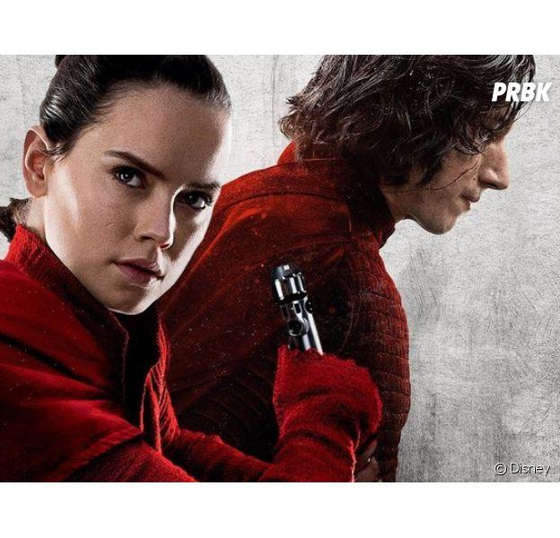 Star Wars 9 : Rey en couple avec Kylo Ren ou Poe ?