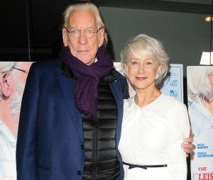 Shanna Kress et Barbara Opsomer : les candidates des Anges 10 prennent la pose sur un red carpet à Los Angeles, aux côtés d'Helen Mirren et Donald Sutherland !