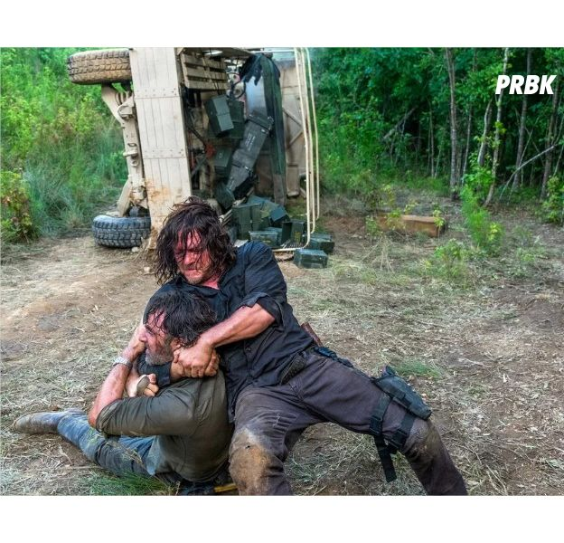 The Walking Dead saison 8 : Norman Reedus (Daryl) prêt à quitter la série ?