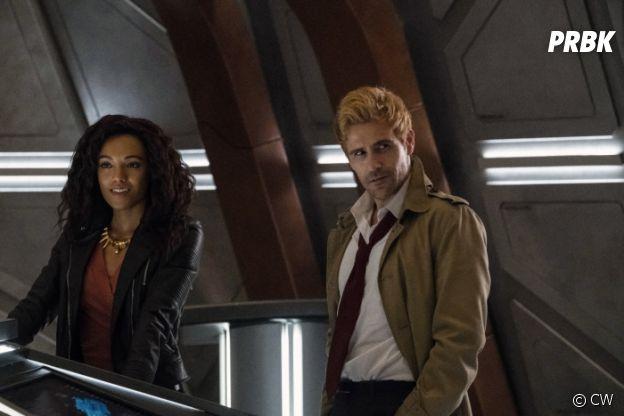 Legends of Tomorrow saison 3 : Constantine de retour pour un exorcisme