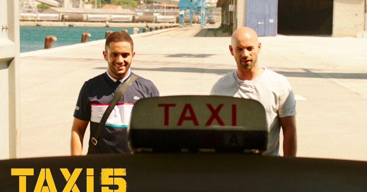 taxi 5 franck gastambide et malik bentalha font le show dans un teaser efficace purebreak. Black Bedroom Furniture Sets. Home Design Ideas