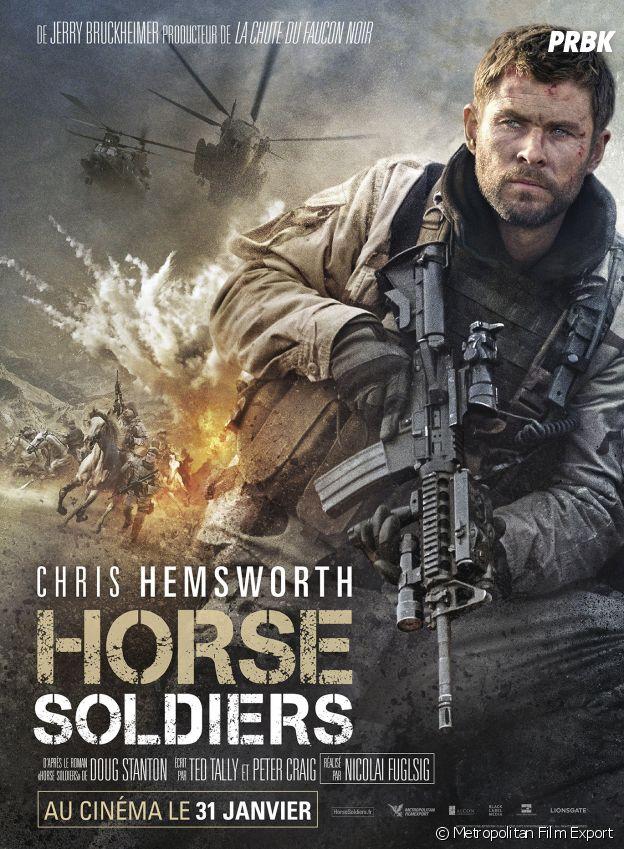 Affiche officielle de Horse Soldiers