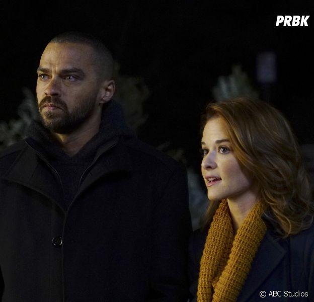 Grey's Anatomy saison 14 : comment April va-t-elle réagir au rapprochement de Jackson et Maggie ?