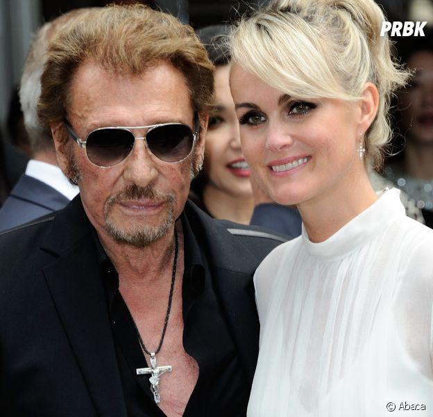 """Johnny Hallyday : Laura Smet et David Hallyday déshérités, Laeticia Hallyday se dit """"écoeurée"""" que l'affaire devienne """"médiatique"""" !"""