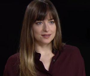 Fifty Shades Freed : Dakota Johnson avoue ne pas avor de doublure pour les scènes de sexe !