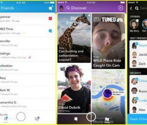 Snapchat : une pétition demande le retrait de la mise à jour