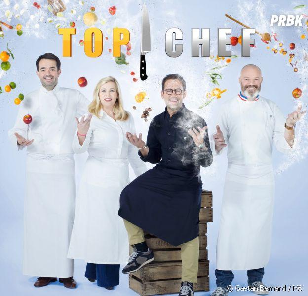 Top Chef 2018 : surprise, les candidats connaissent les thèmes des épreuves avant le tournage !