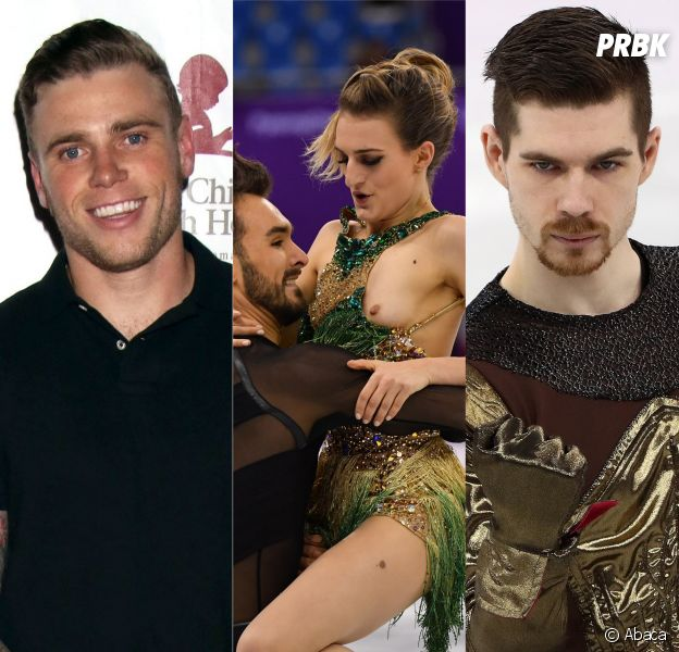 JO 2018 : une frenchy topless, un bisou gay, un fan de Game of Thrones... Les buzz de la compétition !