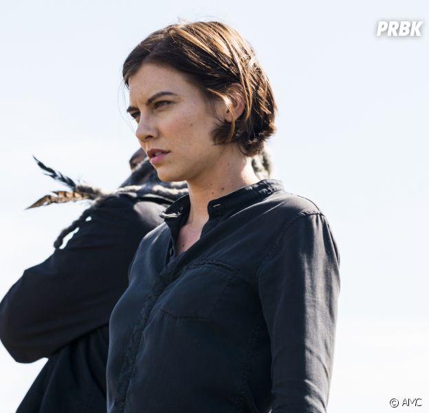 The Walking Dead saison 8 : Lauren Cohan sur le départ ?