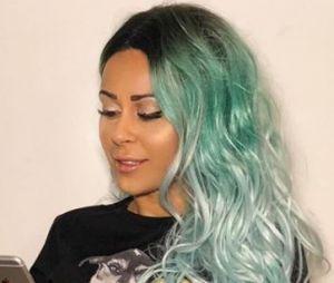 Les Anges 10 : Shanna Kress métamorphosée, elle opte pour des cheveux couleur turquoise !