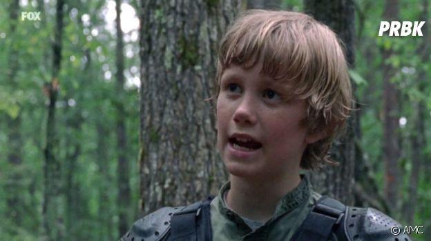 The Walking Dead saison 8 : Henry est-il le nouveau Carl ?