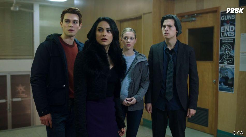 Riverdale saison 2 : un carré amoureux à venir ?