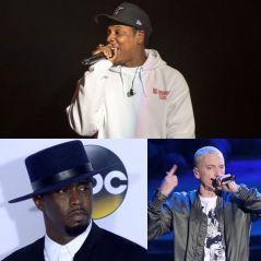 Jay-Z, P. Diddy, Eminem... : qui est le rappeur le plus riche de 2018 ? 💰