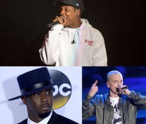 Jay-Z, P. Diddy, Eminem... : qui est le rappeur le plus riche de 2018 ?