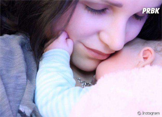 Julia Paredes : sa fille Luna a bien grandie