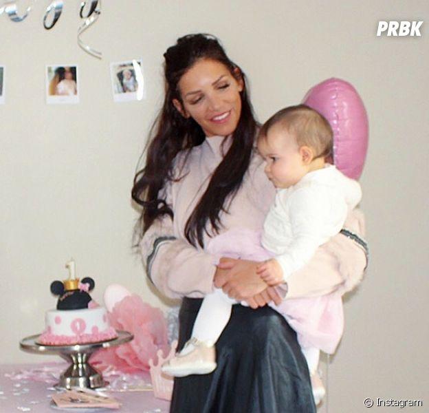 Julia Paredes : sa fille Luna a bien grandie !