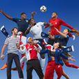 Coupe du monde 2018 : le nouveau maillot des Bleus ne fait pas l'unanimité