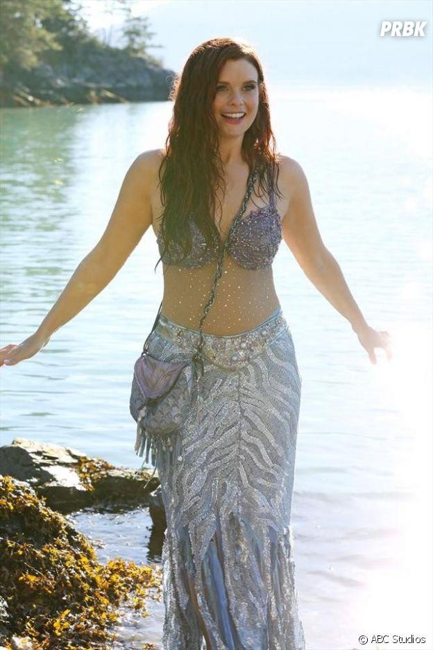 Once Upon a Time saison 7 : Ariel (Joanna Garcia-Swisher) de retour pour le dernier épisode de la série