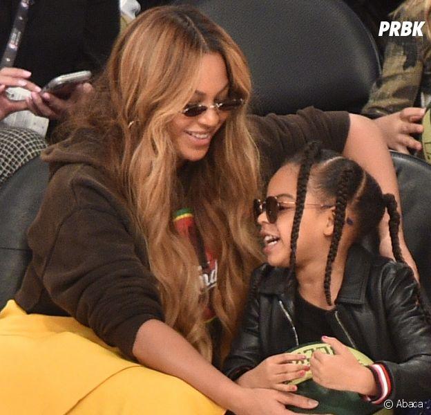 Blue Ivy reine des enchères : la fille de Beyoncé et Jay Z tente d'acheter une oeuvre à 19.000 dollars avec l'argent de ses parents !