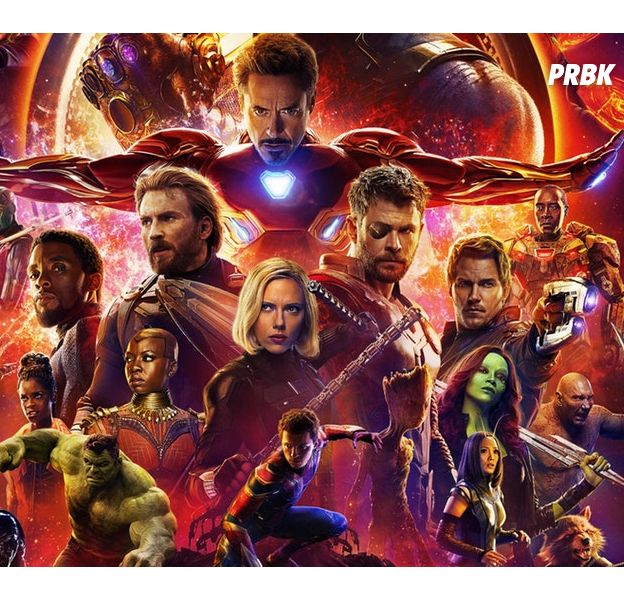 Avengers 3 - Infinity War : de nombreux super-héros morts face à Thanos ?