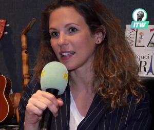 Demain nous appartient : Lorie Pester se confie sur la relation entre Lucie et Alex (interview)