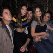 Cole Sprouse, Demi Lovato, Debby Ryan... les retrouvailles des stars Disney Channel 😍