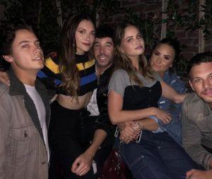 Cole Sprouse, Demi Lovato, Debby Ryan... les retrouvailles des stars Disney Channel