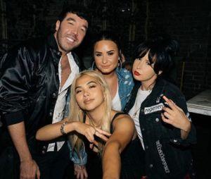 Demi Lovato et Hayley Kiyoko se retrouvent à Los Angeles