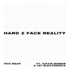 """""""Hard 2 Face Reality"""" : Justin Bieber de retour avec un son mélancolique en feat avec Poo Bear 🎵"""