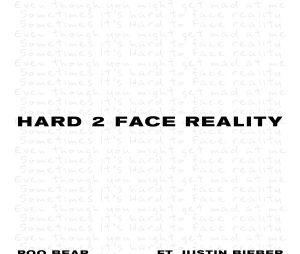 """""""Hard 2 Face Reality"""" : Justin Bieber de retour avec un son mélancolique en feat avec Poo Bear"""