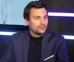 """Bertrand Chameroy chroniqueur dans Quotidien sur TMC ? """"Pourquoi pas, oui"""" !"""