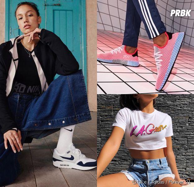 Nike Voici Forever 21 Préférées Des Les Adidas Marques 8qr7At8