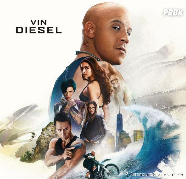 xXx 4 : Vin Diesel bientôt de retour au cinéma dans une suite