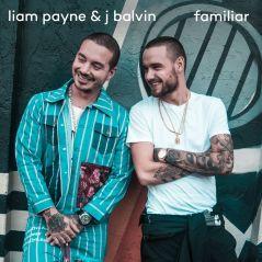 """""""Familiar"""" : Liam Payne s'associe à J Balvin sur un titre reggaeton enflammé 🔥"""