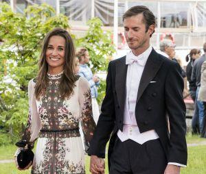 Pippa Middleton enceinte de son premier enfant