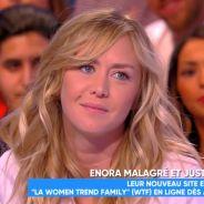 """Enora Malagré émue pour son retour dans TPMP : Cyril Hanouna la juge """"irremplaçable"""""""