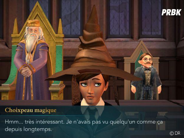 Hogwarts Mystery : le choix de la Maison