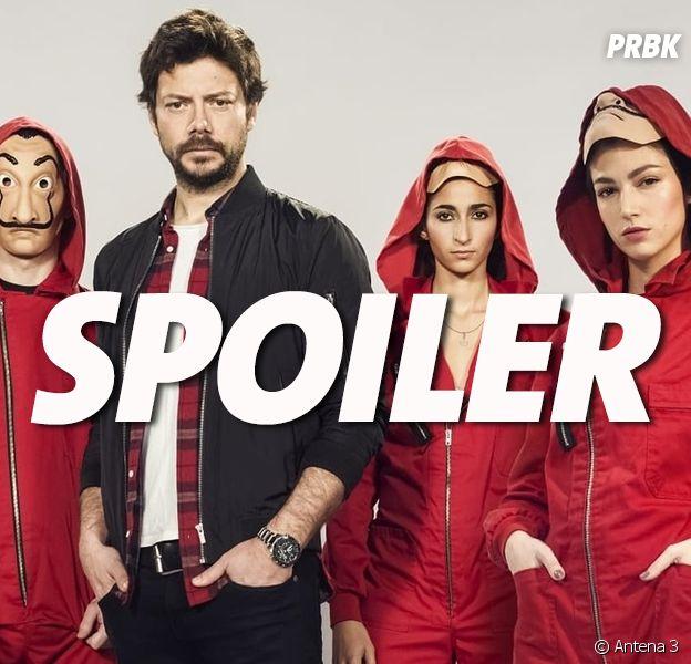 La Casa de Papel saison 3 : nouveaux personnages, intrigue... les nouvelles infos